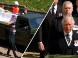 Prins Philip bijgezet in koninklijke grafkelder St. George's Chapel in Windsor Castle