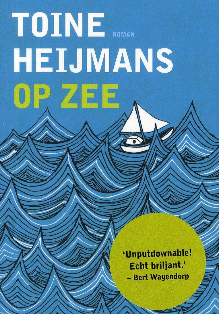 Cover van Op Zee Beeld Op zee