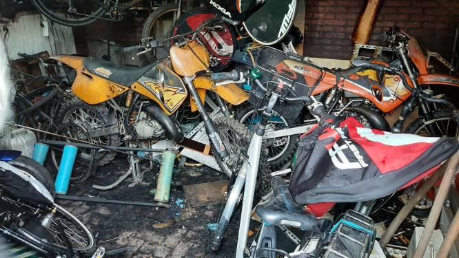 Dierbare WK-fiets van Jeffrey Hoogland gaat verloren bij schuurbrand bij ouderlijke woning in Nijverdal