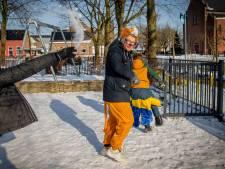 Carnaval op school: Meester Menno van leeuw naar ijsbeer