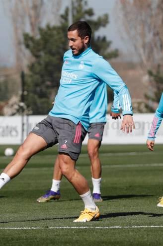 Goed nieuws voor Eden Hazard: Rode Duivel hervat de groepstraining