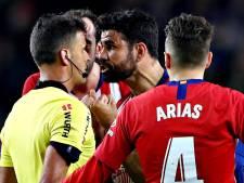 Barcelona zet reuzenstap naar titel met winst op tiental Atlético