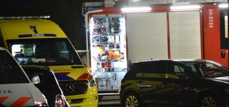 Man sticht brand in cellencomplex Breda