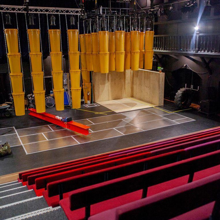 Theater De Krakeling Beeld Lin Woldendorp