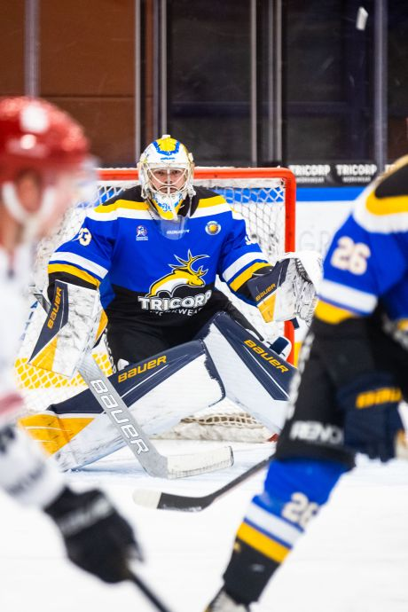 Trappers ontdoet zich na overtime van IceFighters Leipzig