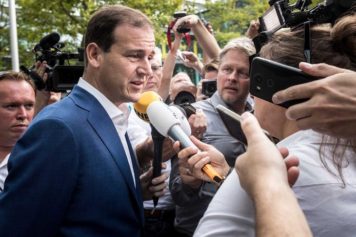 PvdA-voorman Lodewijk Asscher.