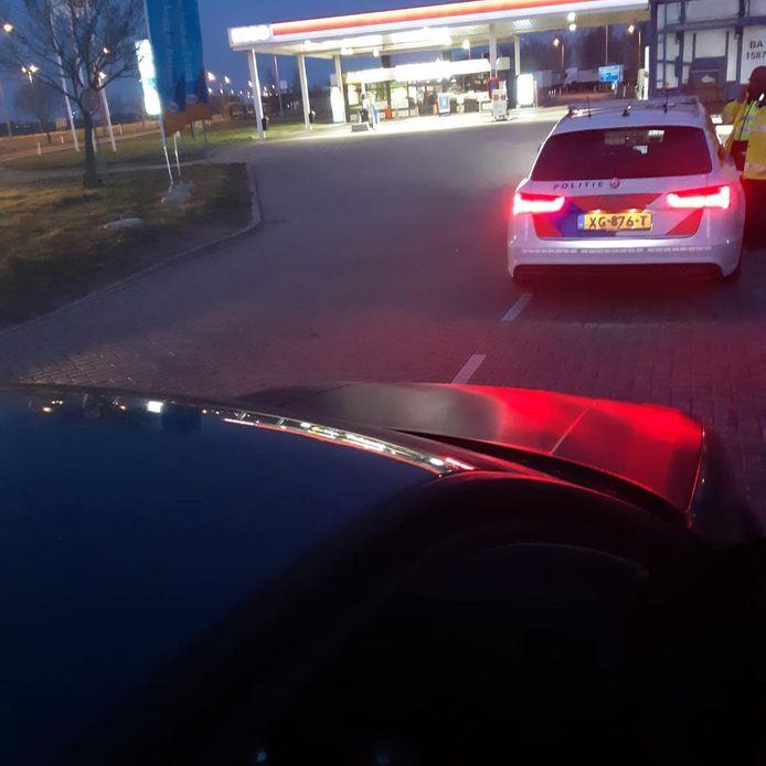 Dezelfde bestuurder werd in Zwolle twee keer in dezelfde week aan de kant gezet door de politie.