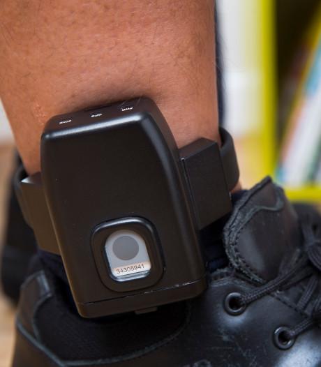 Papa met enkelband: overvalverdachte uit Tilburg krijgt verlof voor geboorte kind