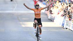 Nederlandse vrouwen domineren WK: Blaak soleert naar wereldtitel, Belgen schieten tekort