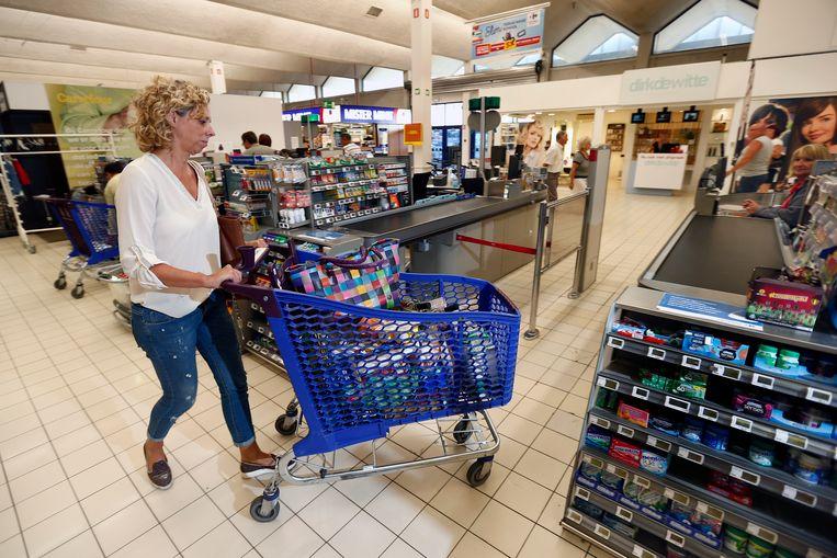 Carrefour herhaalt dat de klassieke kassa niet zal verdwijnen.