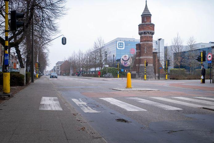 Het eerste gedeelte van de Liersesteenweg wordt vanaf midden volgend jaar heraangelegd.