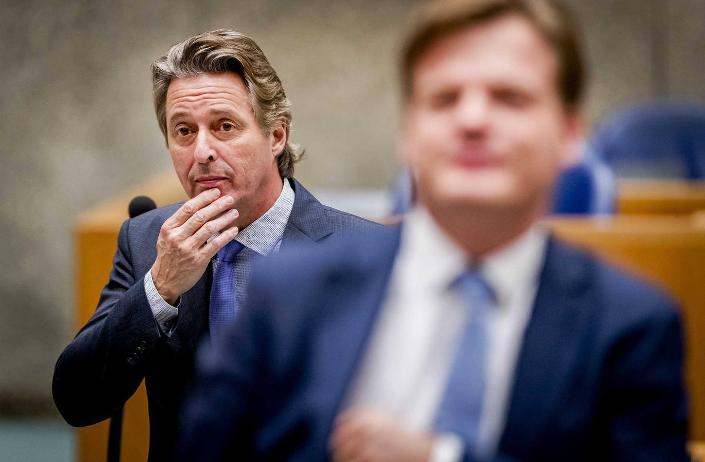 PVV'er Edgar Mulder uit Zwolle.