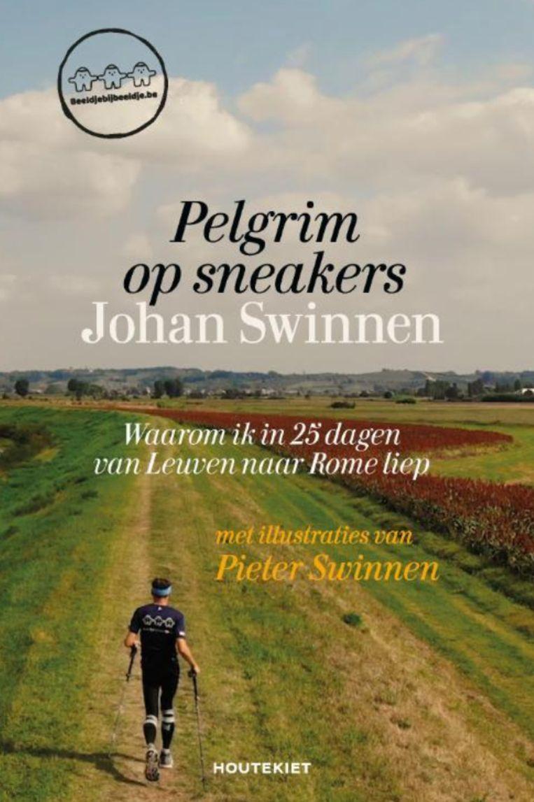 Kankeronderzoeker Johan Swinnen brengt boek uit over zijn looptocht naar Rome