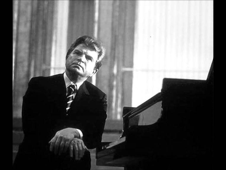Pianist Emil Gilels Beeld TRBEELD