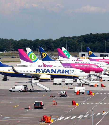 Groeiscenario Eindhoven Airport: 100.000 vluchten in 2030