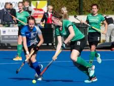 Hockeysters Upward in Groningen wel dichtbij resultaat tegen GHBS