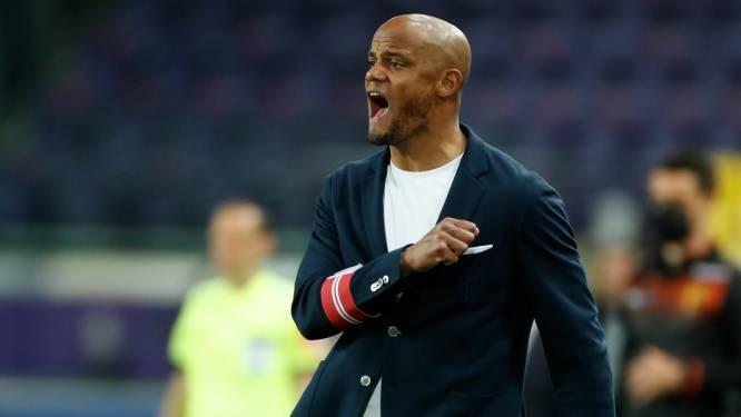 """Kompany blij dat nu Anderlecht eens scoorde in slotminuut: """"Die vlag hangt hier niet voor niets"""""""