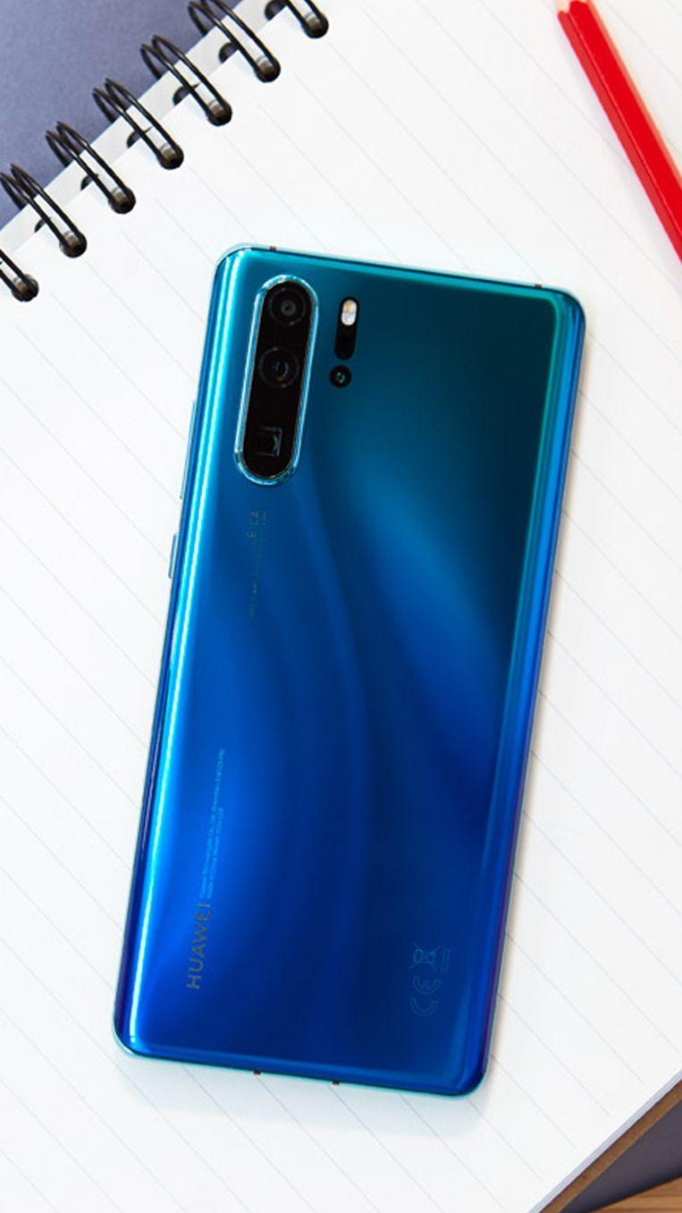 De P30 Pro. Beeld Huawei