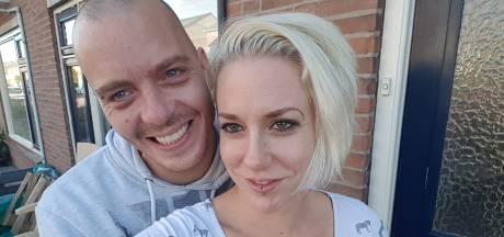 Alex (34) heeft slopende Ziekte van Huntington: vriendin start actie voor racefiets