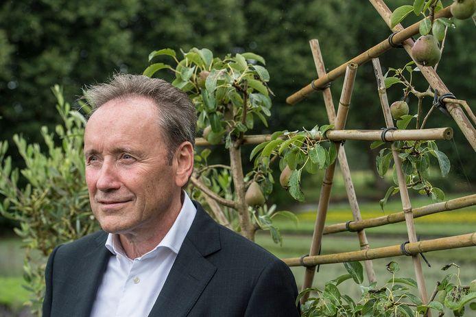 Wim Bens, voorzitter van landbouworganisatie ZLTO en waarnemend voorzitter LTO Nederland.