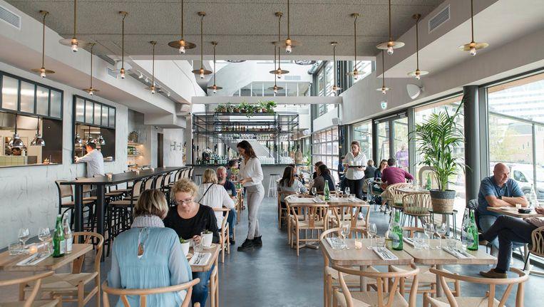 Restaurant George Marina Beeld Charlotte Odijk