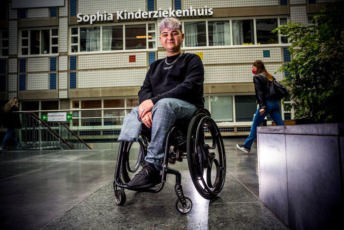 """Quinten de Jong uit Rotterdam: ,, Ze zijn destijds een half uur op straat en drie uur in het ziekenhuis bezig geweest me te reanimeren."""""""