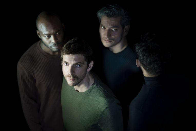 De cast ligt al vast: Ramsey Nasr speelt Jude. Ook Mandela Wee Wee, Maarten Heijmans, Majd Mardo staan op de planken.  Beeld RV - Jan Versweyveld
