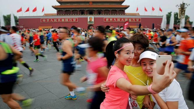 """Marathon van Peking uitgesteld in kader van """"nultolerantiebeleid"""": amper 39 nieuwe besmettingen op één dag maar grote vrees voor toename van cijfers"""