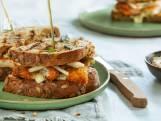 Wat Eten We Vandaag: Schnitzelsandwich met appelsalsa