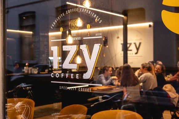 IzyCoffee mag opnieuw de deuren openen voor takeaway.
