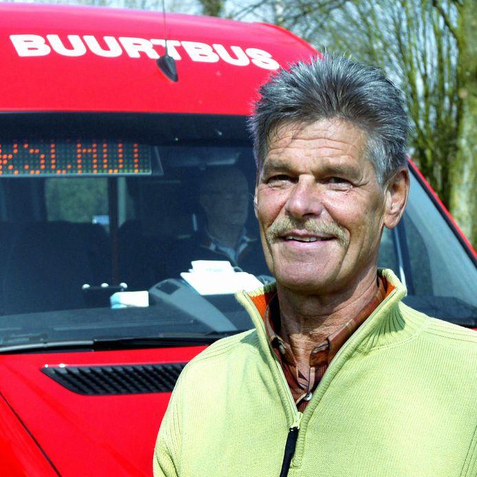 De buurtbus Oirschot-Boxtel-Sint-Michielsgestel.
