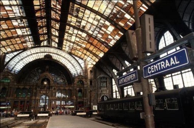 Vier Gewonden Door Brand In Antwerpen Centraal De Morgen