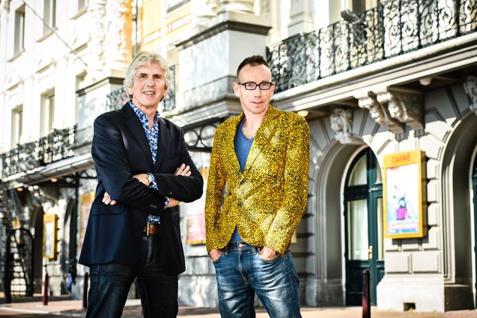 Felix Meurders en Dolf Jansen