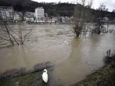 Un corps sans vie découvert dans la Meuse à Profondeville