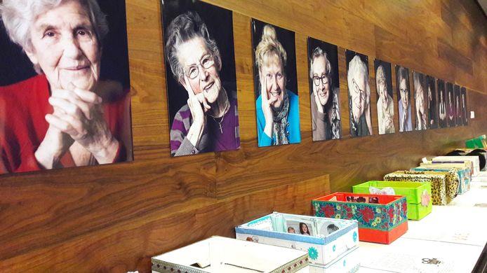 'Tijd van je leven',  kunstproject voor ouderen, gaat nu ook van start in de gemeente Etten-Leur.