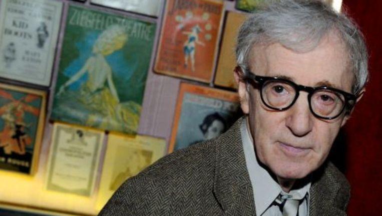Een Braziliaanse filmstudio doet zijn best om Woody Allen ervan te overtuigen een film te maken in Rio de Janeiro. Foto ANP Beeld
