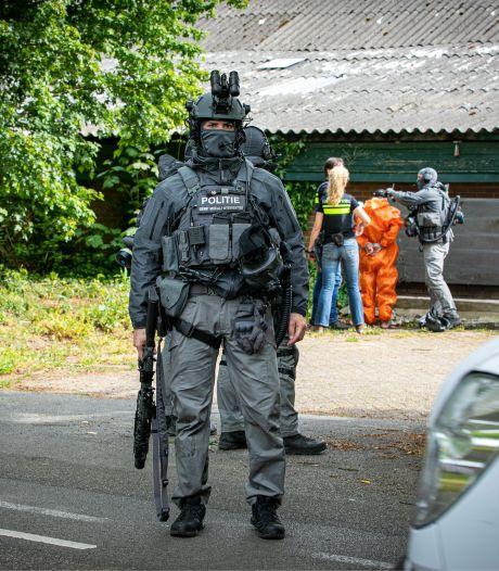 Internationale bendeleden achter drugslab Drempt opgepakt: link met drugsboot Moerdijk