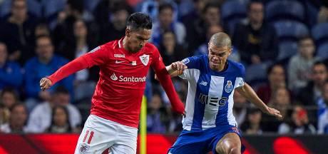 'Roda-flop' Danilo en Pepe in de Kuip