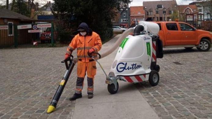 Clifton was in Schilde vooral bekend als straatveger van de Turnhoutsebaan