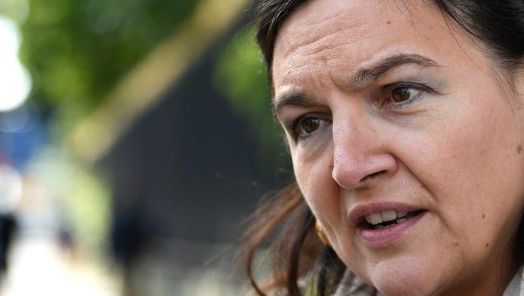 Bevoegd minister Marie-Christine Marghem. Beeld Photo News