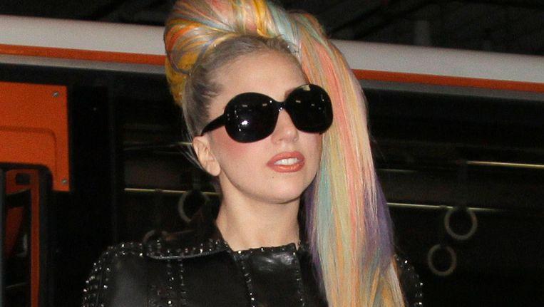 Lady Gaga. Beeld ap