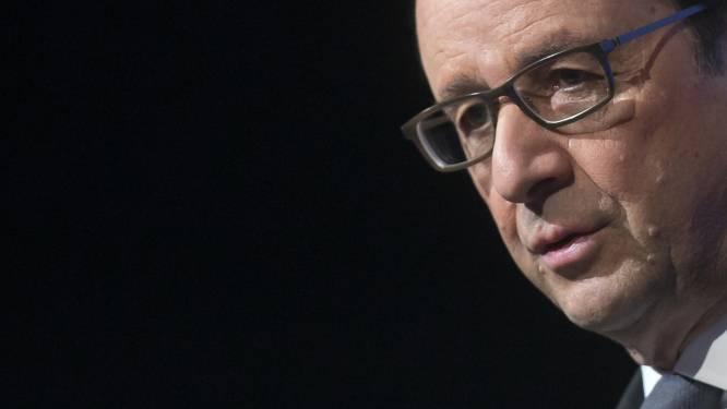 """Hollande: """"Moslims zijn eerste slachtoffers extremisme"""""""