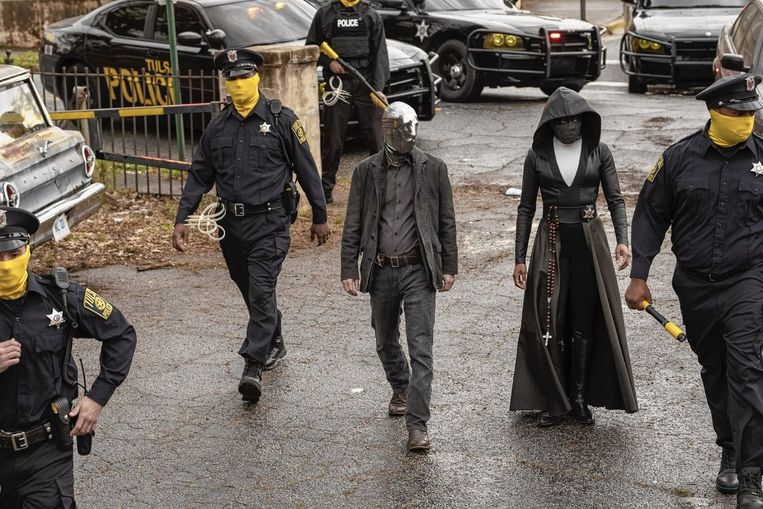 Watchmen Beeld RV