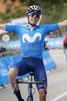 Mas neemt leiderstrui over in Ronde van Valencia met winst in zwaarste rit