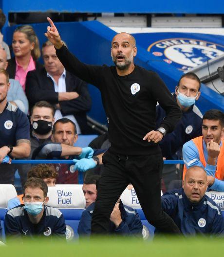 Guardiola verguld met record bij Manchester City: 'Ik ben zó trots!'