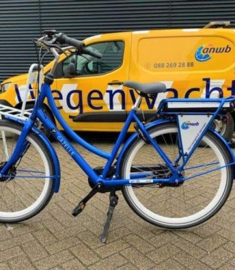 Utrecht krijgt primeur: ANWB start proef met e-bike als vervangend vervoer