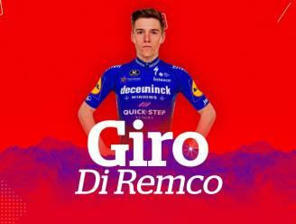 Giro di Remco #5. Wat doet Evenepoel in de technische en door de regen gevaarlijke finale vandaag?