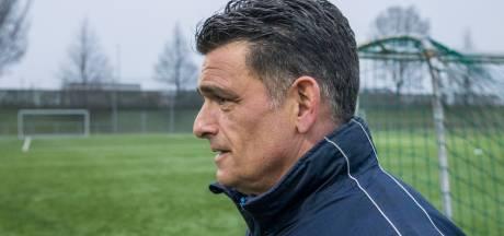 Trainer Carlos de Jonge blijft waar hij is: bij 'zijn' Wolfaartsdijk