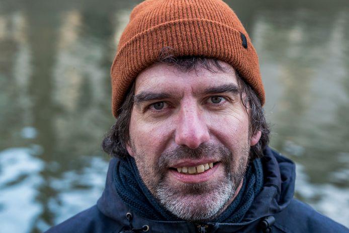 Organisator Johan Gijssen van Le Guess Who.