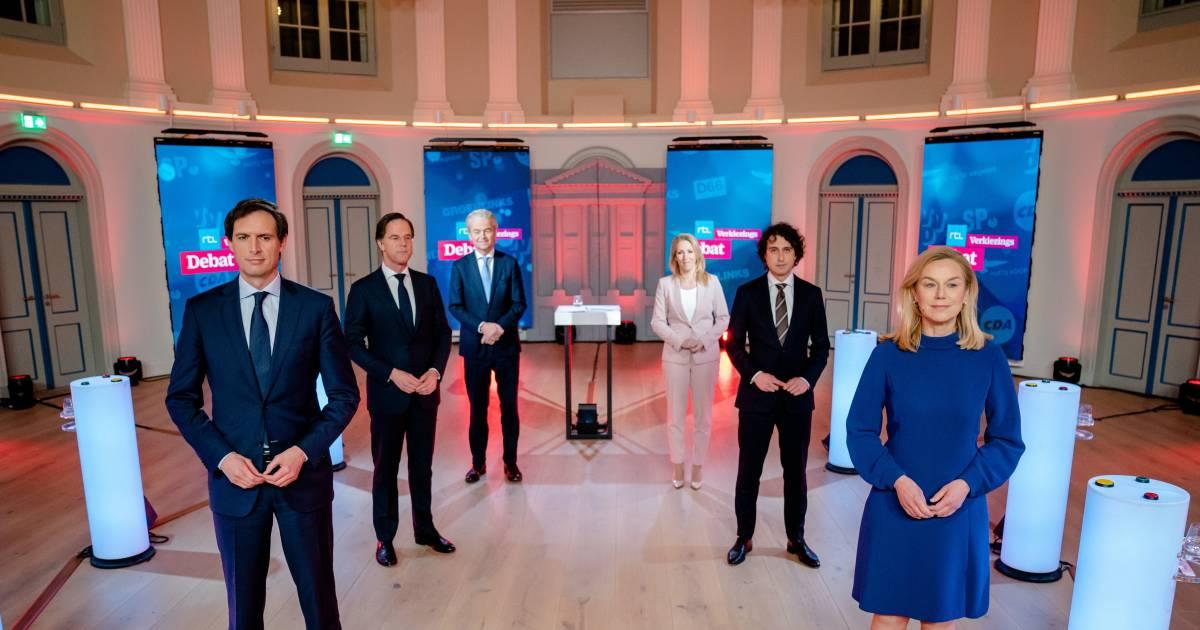 Alles is familie: in campagnetijd zetten lijsttrekkers familieleden maar wat graag in - AD.nl